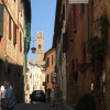 Vacances en Italie – 4ème jour (mardi 7 août) – balade au sud de la Toscane