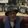Amadou Gaye dédicaçait «Fontenay-aux-Roses Pétales d'amour» ce soir à l'Odyssée