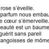 Pour le plaisir : un autre poème que j'avais proposé au concours de Bagneux
