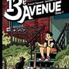 13ème Avenue Tome 1, François Vigneault/Geneviève Pettersen, Editions La Pastèque – Une très belle BD