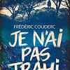 Je n'ai pas trahi, Frédéric Couderc, Pocket jeunesse – Très beau roman jeunesse