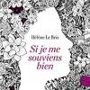 Si je me souviens bien, Hélène Le Bris, Editions Eyrolles – Un roman glaçant sur la mémoire et la quête de soi