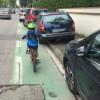 Un aller-retour à vélo entre Fontenay-Panorama et Bourg-le-Reine – Frissons dans le dos, pas liés qu'à la météo !
