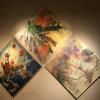 «Botanique» de Akira Inumaru, Médiathèque de Fontenay-aux-Roses – Très belle exposition