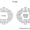 Bagneux – printemps des poètes «le courage» : un clin d'oeil