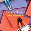 Réponds-moi, Mélanie Taquet, Roman Eyrolles – Original mais trop fade…