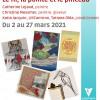 «Le fil, la pointe et le pinceau», exposition à la médiathèque de Fontenay-aux-Roses – Un grand bol d'air frais !