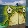 Graffitis à Bagneux (92)