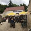 Restaurant L'étape des Gourmets à Châtel-Censoir – Déjeuner cool sur le canal du Nivernais
